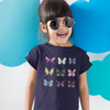 Picture of Playera niña | Mariposas