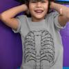 Picture of Playera niño | Esqueleto