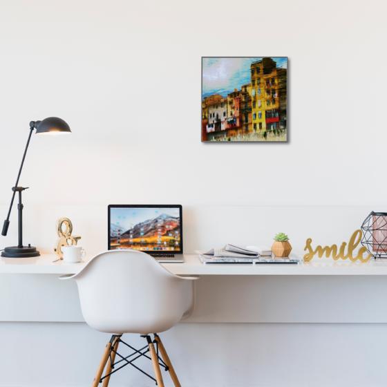 Picture of Cuadro magic frame  | Arte edificios