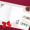 Picture of Tarjeta de felicitación | White Christmas