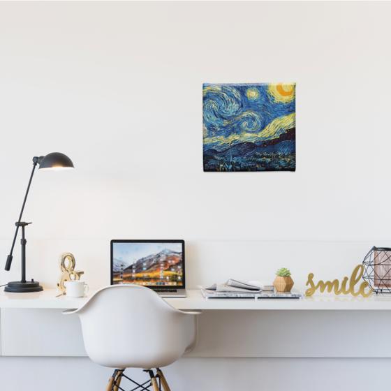 Picture of Cuadro canvas  |  Starry night VanGogh