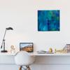 Picture of Cuadro canvas    Azul