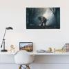 Picture of Cuadro canvas  | Elefante