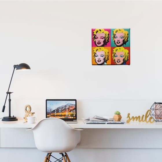 Picture of Cuadro canvas  | Marilyn