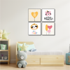 Picture of Set de Cuadros magic frame | Little princess