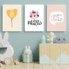 Picture of Set de Cuadros canvas | Little princess