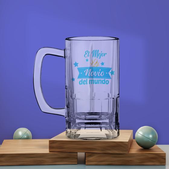 Picture of Tarro de Cerveza | Mejor Novio Azul