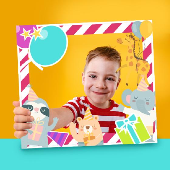 Picture of Marco gigante para fotos selfies | Infantil