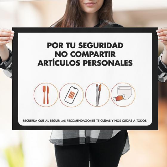 Picture of Póster de recomendaciones | Artículos personales
