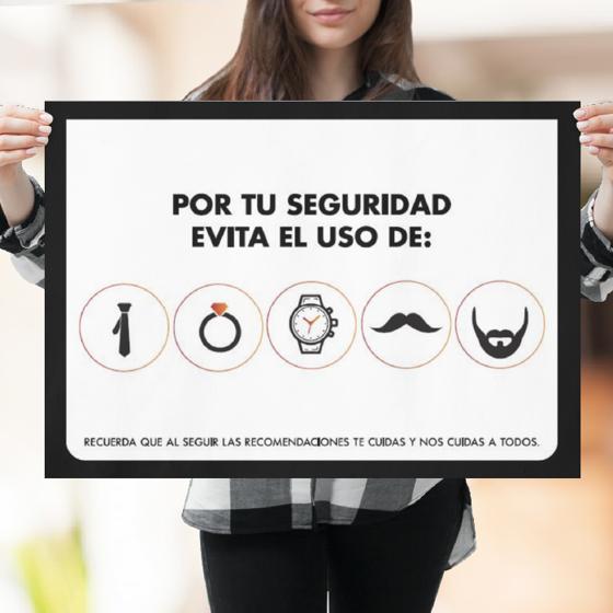 Picture of Póster de recomendaciones | Higiene personal