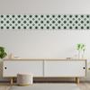 Picture of Cenefa Decorativa   Dots verde