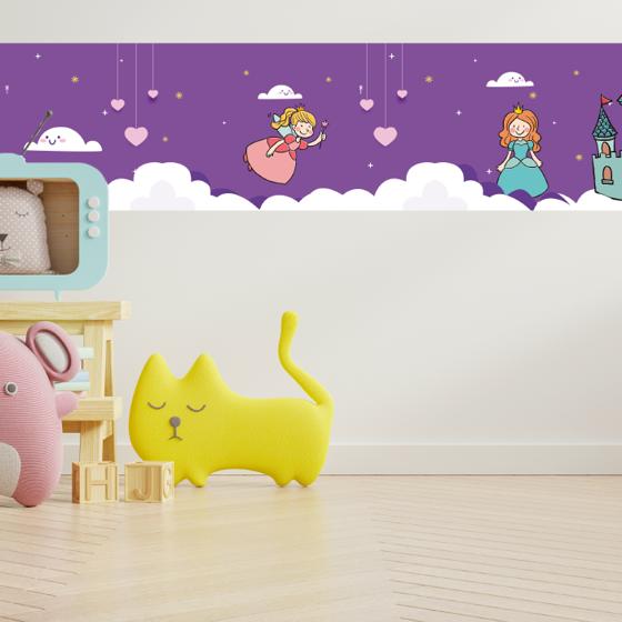 Picture of Cenefa Decorativa Kids | Fairytale