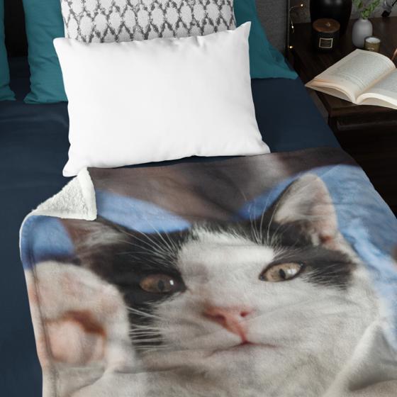 Picture of Cobija personalizada | Gato