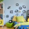 Foto de Vinil decorativo infantil | Planetas