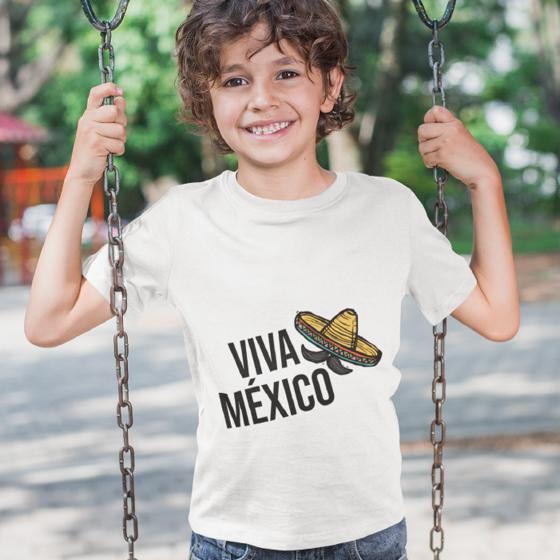 Picture of Playera niño   Viva México