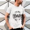 Foto de Playera hombre | Dad legend