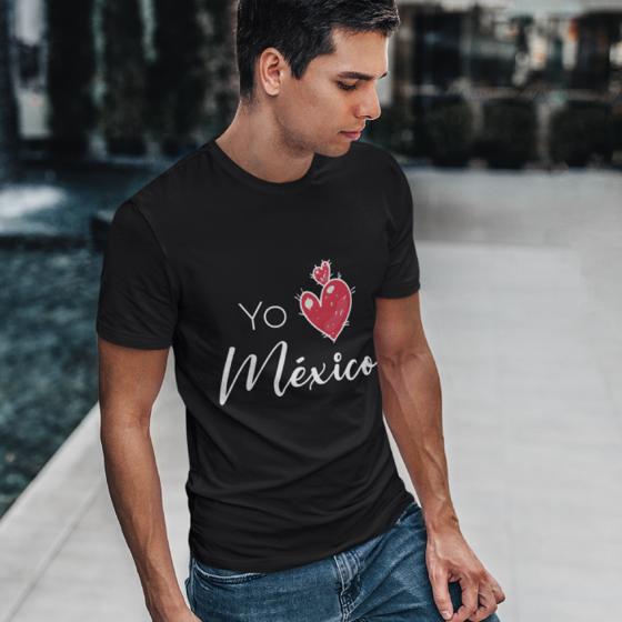 Picture of Playera hombre   Yo amo méxico
