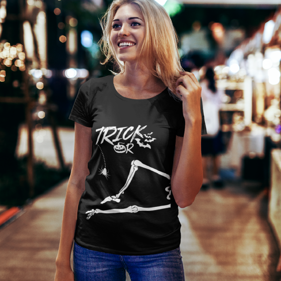 Picture of Playera mujer | Trick or treat 2