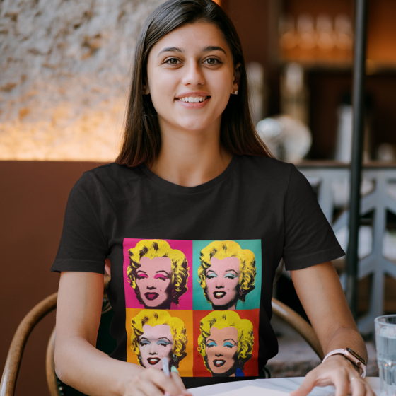 Picture of Playera mujer   Marilyn