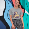 Picture of Playera mujer   Stay home leia