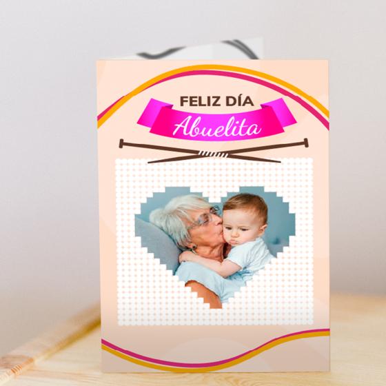 Picture of Tarjeta de felicitación   Abuelita